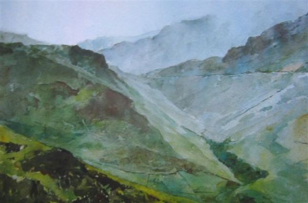 David Grosvenor: Pen y Pass